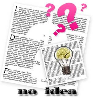 tidak ada ide Bagaimana Mengatasi Kebuntuan Ide