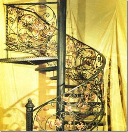 Feely Iron Staircases