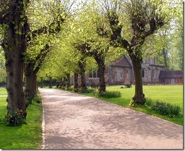 Redbourne-Church