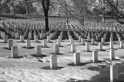 Arlington in March-2