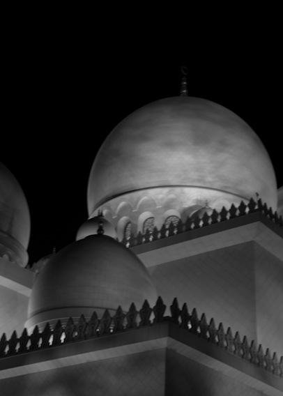 Grand Mosque at Night  (20 of 22)