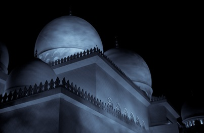 Grand Mosque at Night  (22 of 22)