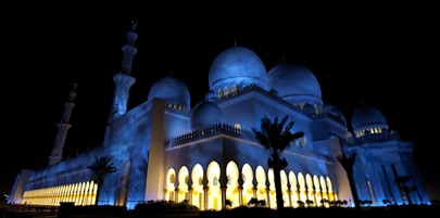 Grand Mosque at Night  (14 of 22)