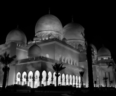 Grand Mosque at Night  (15 of 22)