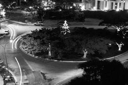 Redomo at Night - 1