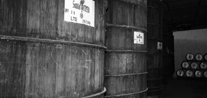 Santa Theresa Rum Casks