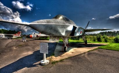 Lockheed Martin X-35C PNAM
