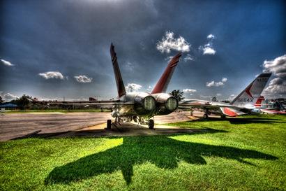NFA-18a Hornet Tail PNAM