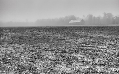 Barn in the Fog-Edit