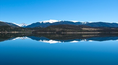 Reflections in Breckonridge