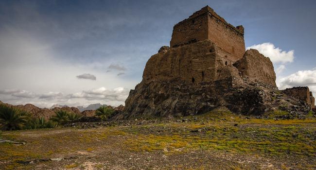 Fort at Al Nuway Omman-4