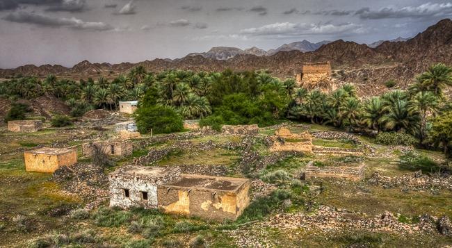 Fort at Al Nuway Omman-2