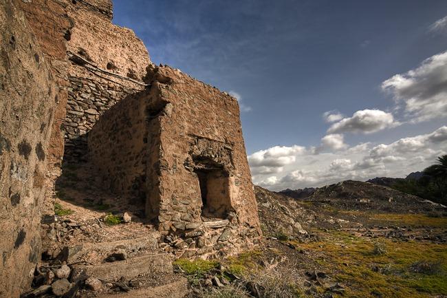 Fort at Al Nuway Omman-3