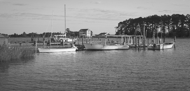 Saint George's Island Crab Boats-2