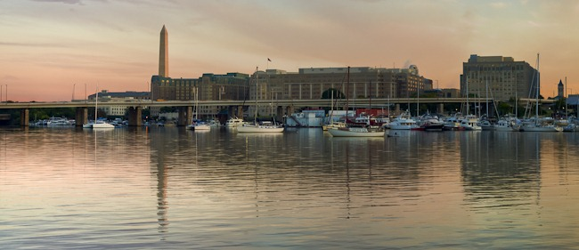 DC Waterfront Sunrise-2