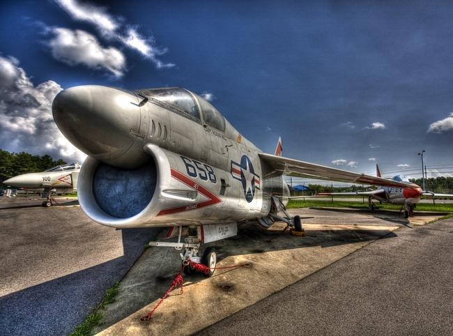NA-7A Corsair II PNAM