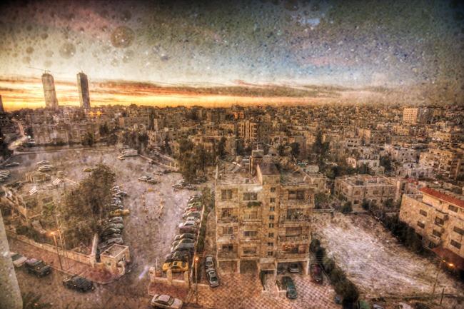 Amman Texturized