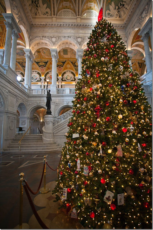 Library of Congress Christmas Tree-8