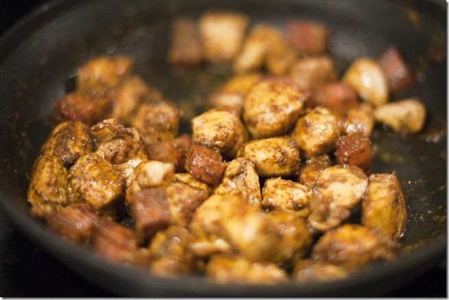 Pork Belly and Chicken-1