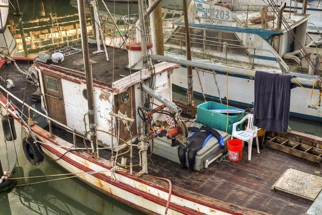 Boats at Fishermans Wharf San Francisco-5