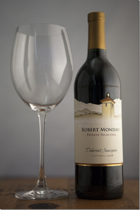 2008 Rober Mondavi Private Selection Cabernet Sauvignon-1