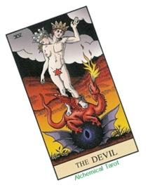 15-Major-Devil Alchemical