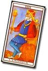 O Imperador do Marseilles Fournier - Fonte Taroteca