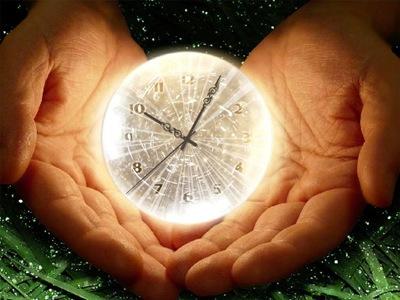 O tempo em nossas mãos?