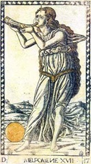 Mantegna Musa Melpômene