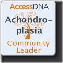 Achondroplasia Community Leader Award