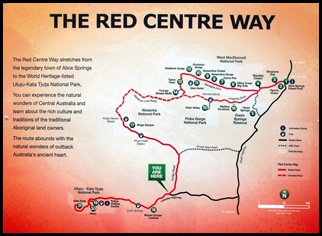 Red Centre Way_Small Map