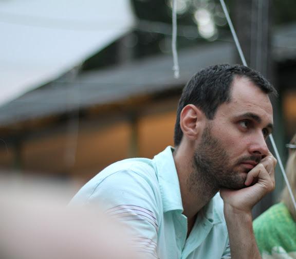 Алексей Остапенко, генеральный директор и главный программист проекта ДвижокМаркетРу. Подмосковье, август 2010.