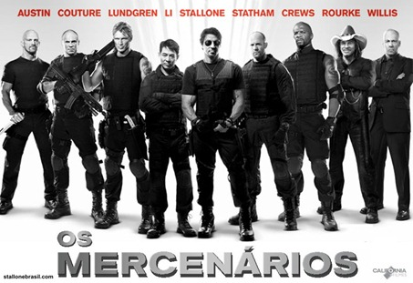 Os Mercenarios