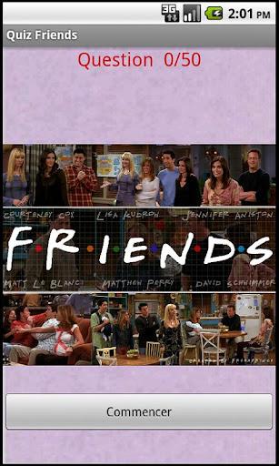 Quiz Friends