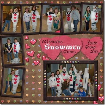 Snowman Games (Tammy)