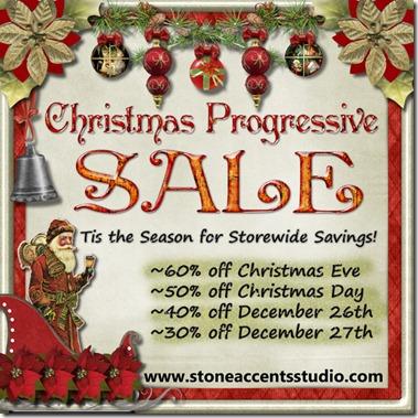 Christmas Sale ad