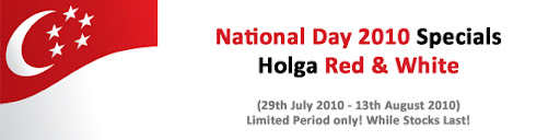 National Day 2010 Sale Holga