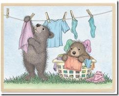 laundry bear