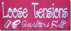 Add Loose Tensions Quilters
