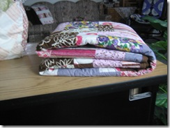 quilt and garage clean 005