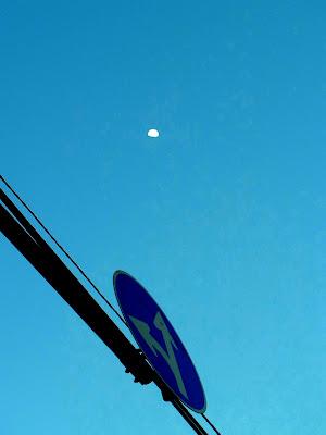 月を目指すのよ!