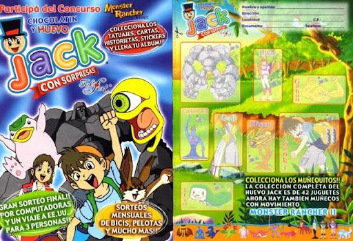 90´s - Anime, Merchandising en Argentina - [Megapost]