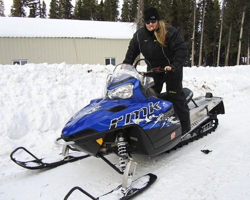 snowmobiling 2