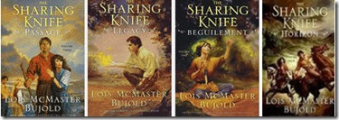 sharing knife