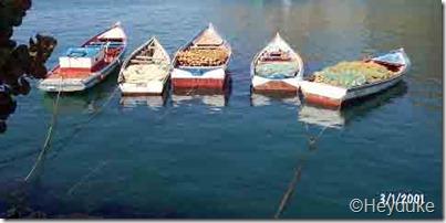 carribbean boats