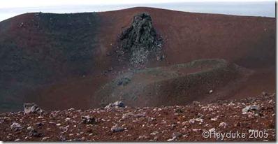 227 Penguin Island caldera and stack