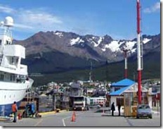 Port Security Ushuaia Argentina
