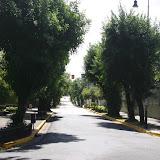 Paseo de Damas is usually filled with afternoon traffic.