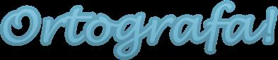 ortografa