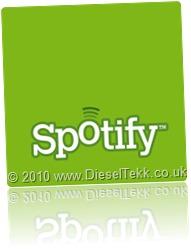 DieselTekk.co.uk The Never Ending Spotify Playlist